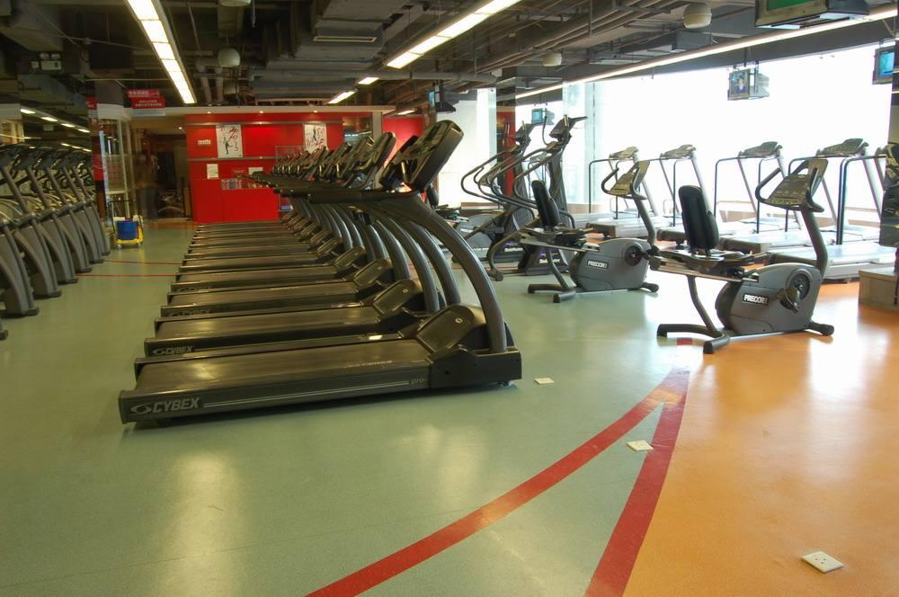健身馆地面处理,健身房地面处理