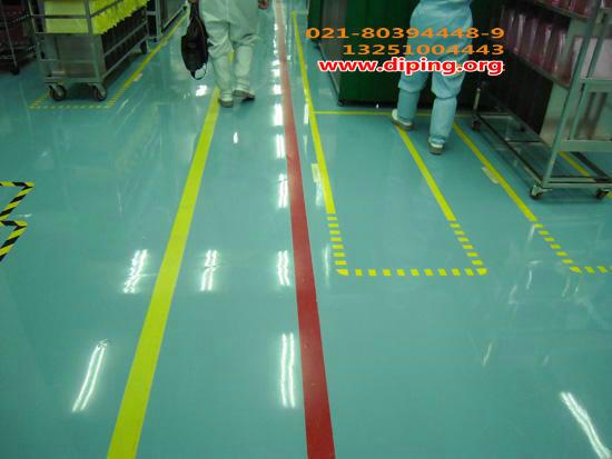 环氧防静电自流平地板,防静电地坪