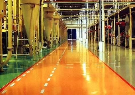 水性环氧树脂地坪,水性环氧地坪,环氧地坪