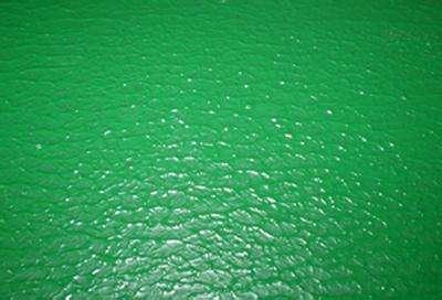环氧桔皮止滑地坪, 环氧树脂止滑地坪