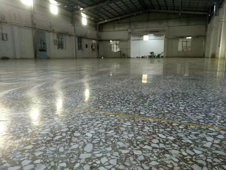 工业磨石地坪